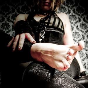 Erotic feet hypnosis